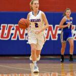 Girls Varsity Basketball beats Centerville 83 – 35