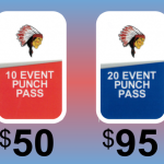 Save Money with UC Sport Punch Passes