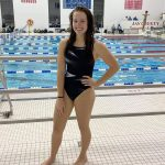 Elly O'Connor Qualifies for the Sectional Swim Finals