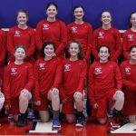 Girls 8th Grade Basketball beats Centerville 44 – 12