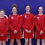 Girls 7th Grade Basketball beats Centerville 16 – 6
