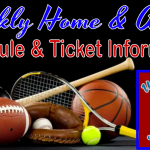 Week of 3/01/21 (Home & Away) Event Information & Tickets