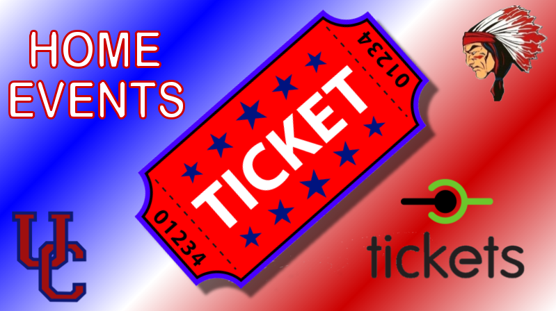 TICKETS FOR SALE (Spring Season All Home Events)