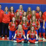 Southern Wells Captures Lead Early to Defeat Union City Lady Indians