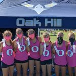 XC Lady Eagles finished 3rd at Columbus North Rick Weinheimer Classic