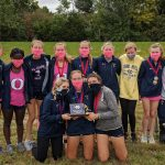 XC Lady Eagles Finish 2nd at New Haven Classic