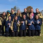 XC Lady Eagles Advance to the Semi State for 7th Straight Year – Robey All Regional