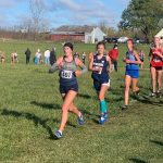 XC Lady Eagles Finish 13th at Semi State – Jackson Leads Way in 52nd