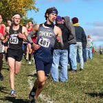 XC Golden Eagles Finish 17th at Semi State – O'Blenis Leads Way in 30th