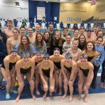 Oak Hill Girls Swimming Diving Win Oak Hill Invite