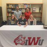 Scheffer Signs To Swim At IWU