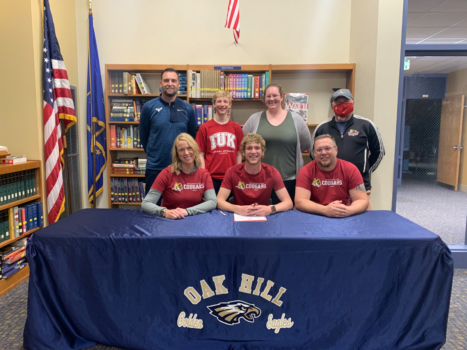 McKinney Signs With Indiana University Kokomo