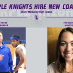 Purple Knights Name New Coaches