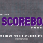 "Athletics to Begin ""The Scoreboard"""