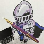 Write Knight – April Edition