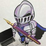 Write Knight – New Club