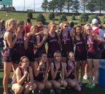 Lady Vikings Win Class B State Track and Field Championship