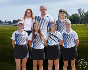Fall 2020 Girls Golf