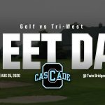 Girls Varsity Golf falls to Tri-West 213 – 220
