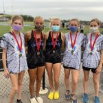 Parsons Paces Cadets To Eminence Invite Victory