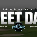 Girls Varsity Golf beats Triton Central 200 – 231