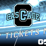 Cascade Athletic Ticket Links and Information for 9/28 – 10/3