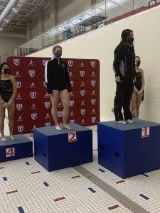 Girls Swimming & Diving