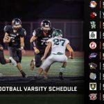 Los Amigos Varsity Football Schedule