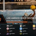 Girl's Water Polo Schedule