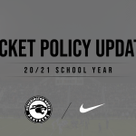 Ticket Policy – 20/21 School Year