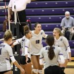 Pickerington North Volleyball vs Newark - Senior Night