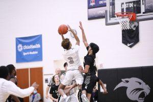 JV Boys Basketball vs Westerville Central