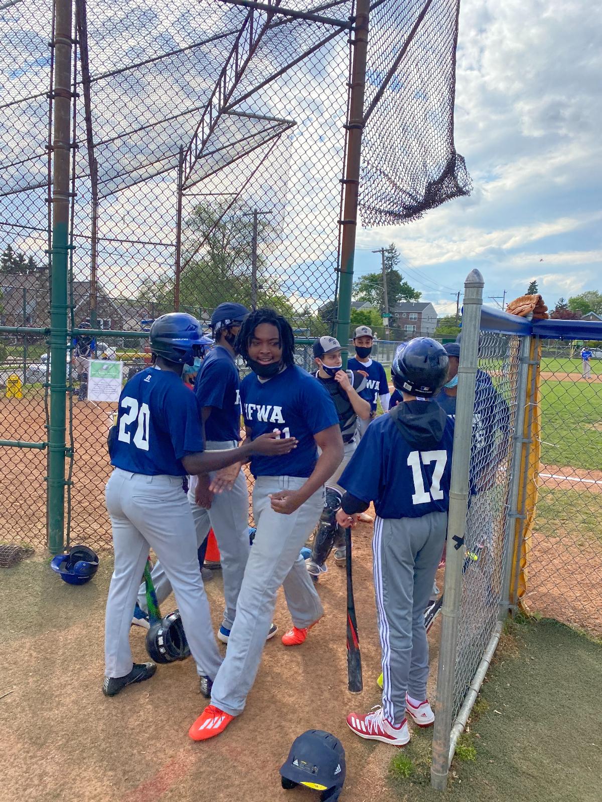 Hill Freedman vs Masterman Baseball