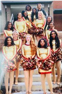 Vidalia High School Tomahawks Dance