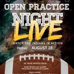 Practice Night Live Banner