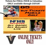 Ticket & Broadcast Information for Softball Final 4!