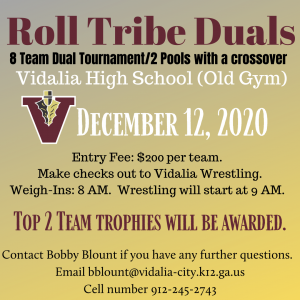 Roll Tribe Duals Coming December 12th!!