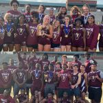 Indians Track Teams Sweep Central Georgia Relays!