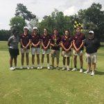 Indians Take Region Golf Title!!