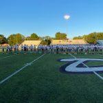 8th Grade Defeats West