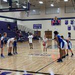 8th Grade Boys Defeat Franklin Central JH