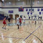 7th Grade Defeats Plainfield