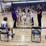 8th Grade Girls Win Opener