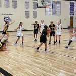 7th Girls Defeat South