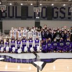 8th Grade Wins East v West Game