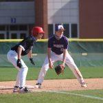 8th East v West Baseball