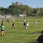 Girls Junior Varsity Soccer beats Michigan City 9 – 1