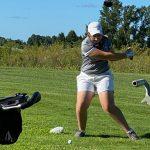 Girls Junior Varsity Golf beats Boone Grove 265 – 284