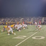 Varsity Football falls to Hobart 24 – 10