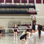 Freshman Volleyball falls to LaPorte 2 – 1